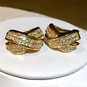 ❇️VTG Christian Dior Earrings